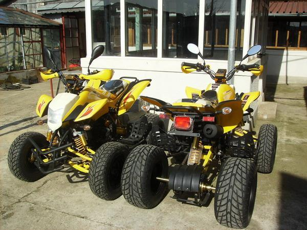 Atv Yamaha Raptor Cc De Vanzare