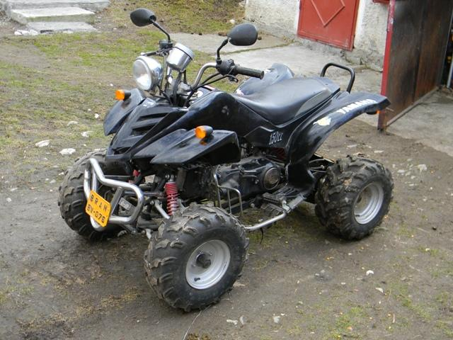 Atv Yamaha Raptor  Second Hand