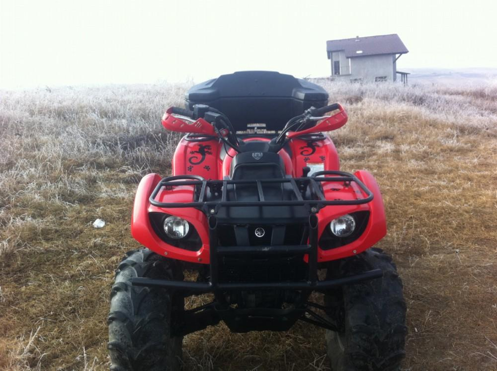 Atv Yamaha Grizzly  De Vanzare Second