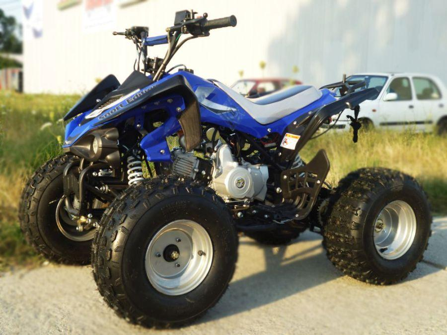 Atv valory 2w4 raptor 125 2014 for Atv yamaha raptor 125cc