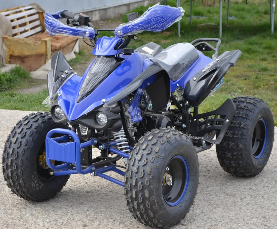 Atv comando raptor 125cc import germania for Atv yamaha raptor 125cc